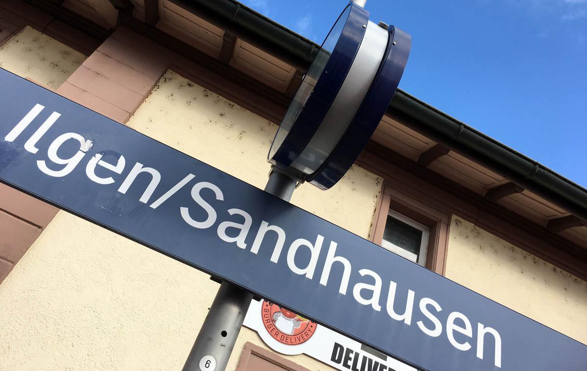 St. Ilgen Sandhausen…