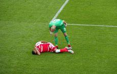 Kenny Price Redondo schwer verletzt – Sekunden später rannte er wieder…