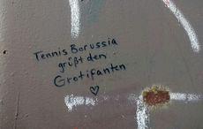 Tennis Borussia grüßt…