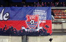 Banner »Uerdinger Fußballfreunde«