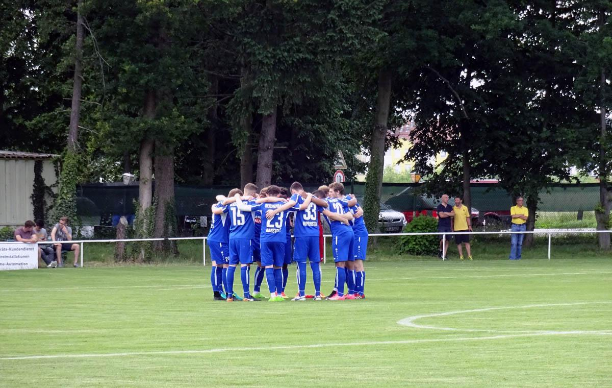 The Huddle – TSV Reichenbach