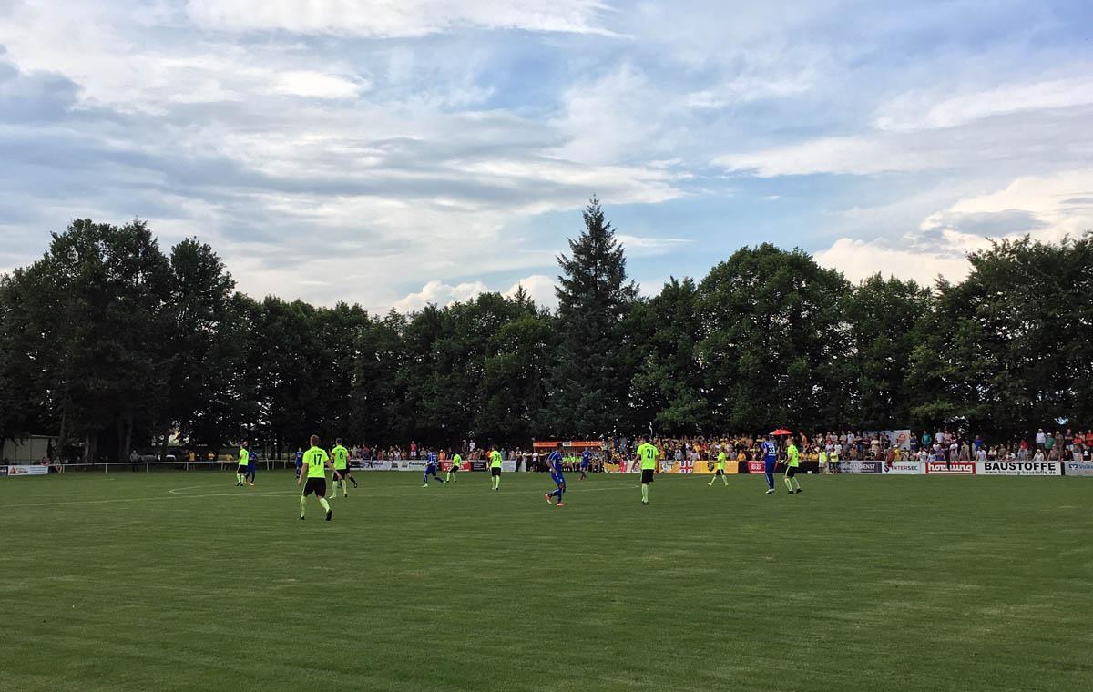 Relegation: VfB St. Leon vs TSV Reichenbach 1:2