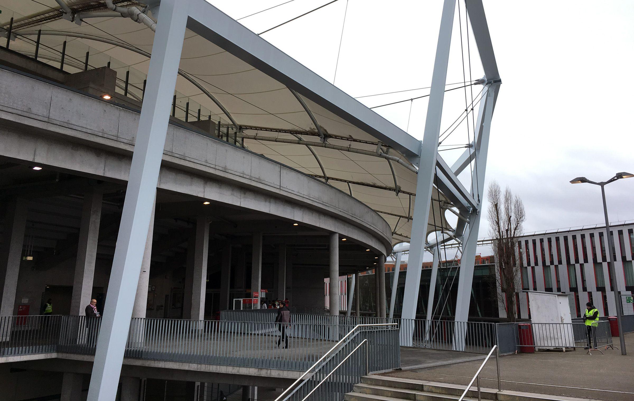 Neckarstadion…