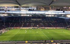 Tempoarmer Kick im Neckarstadion…