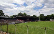 Blick ins Stadion… (Bild vom Sommer 2016)
