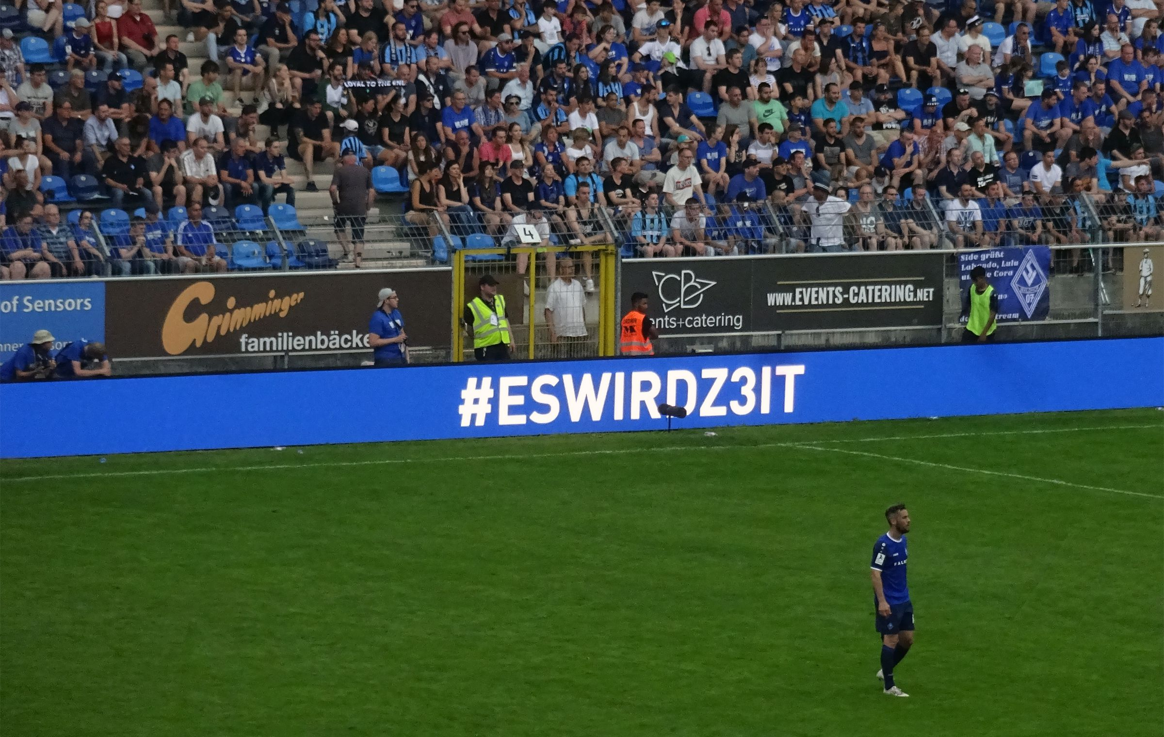 #ESWIRDZ3IT – Nö!