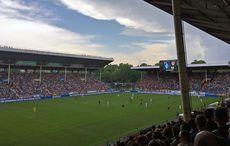 SV Waldhof Mannheim vs KFC Uerdingen 1:2 (abgebrochen)