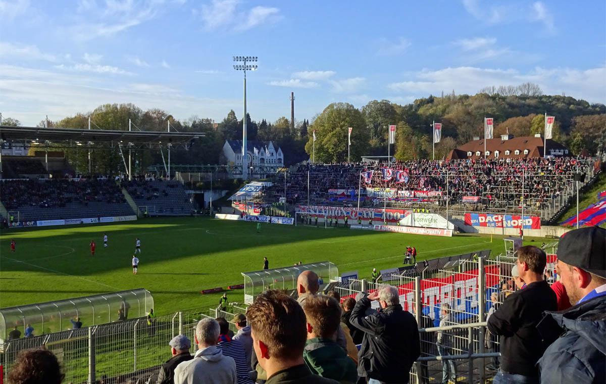 Wuppertaler SV vs KFC Uerdingen 0:1
